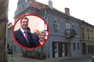 ВУЧИЋЕВ ВЕЛЕИЗДАЈНИЧКИ РЕЖИМ дао 600.000 евра Хрватима за поправку куће Бана Јелачића