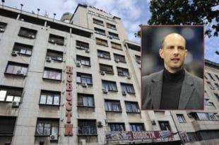 Смењен Дмитровић, Мушкатировић нови директор Новости