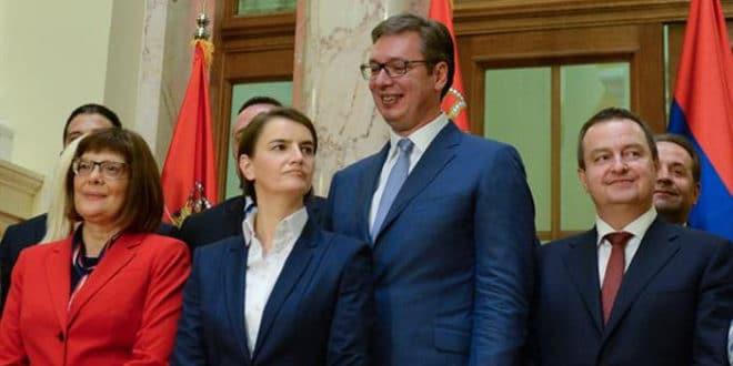 Знате ли колико сатаниста имате у влади и државном врху Србије? 1