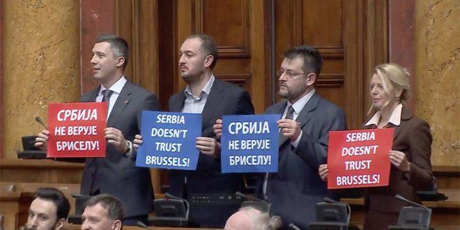 Aутизам власти све већи - штета за Србију немерљива 1