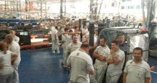 Раднике Фијата у Крагујевцу узнемириле вести о продужењу плаћеног одсуства