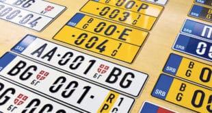 НОВИ ТРОШКОВИ ЗА ВОЗАЧЕ: Укидају се таблице са Ч, Ћ, Ш, Ж и Ђ