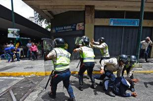 Обојена револуција у најави: Венецуела пред колапсом 4