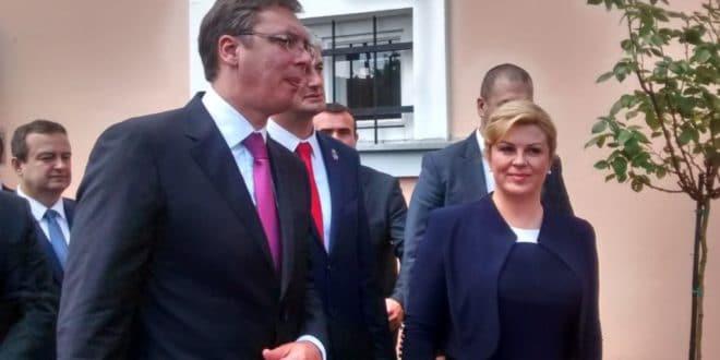 Да ли Вучић припрема нову велеиздају и предају српске територије Хрватима? 1