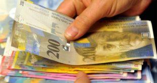 Ојачала потражња за сигурнијим валутама – јеном и франком 9