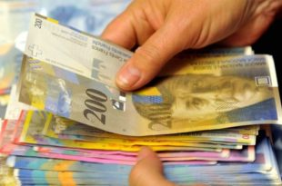 Ојачала потражња за сигурнијим валутама – јеном и франком
