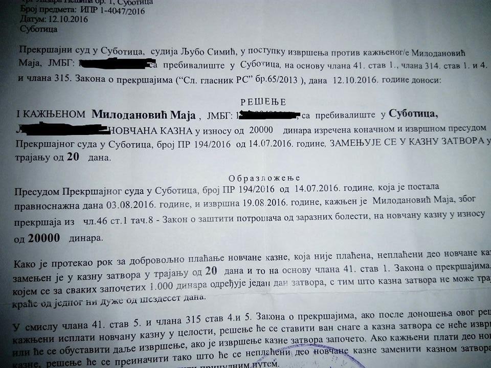 СРАМОТА! Мајке у затвор због невакцинисања деце?! 9