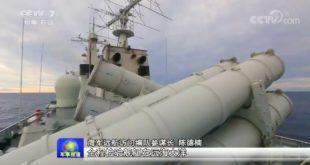 Војне вежбе кинеске морнарице у Индијском океану (видео) 1