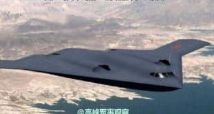 """Појавили се снимци прототипа кинеског стратешког """"невидљивог бомбардера"""" H-20"""