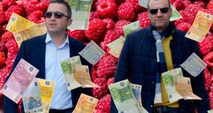 ОДУСТАЛИ ОД ШТРАЈКА ГЛАЂУ: Постигнут договор са малинарима, за килограм – 160 динара