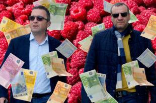 ОДУСТАЛИ ОД ШТРАЈКА ГЛАЂУ: Постигнут договор са малинарима, за килограм - 160 динара 2