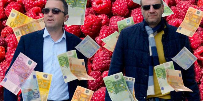 ОДУСТАЛИ ОД ШТРАЈКА ГЛАЂУ: Постигнут договор са малинарима, за килограм - 160 динара 1