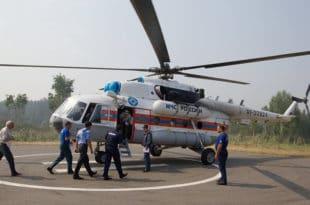 Русија послала Србији хеликоптер за гашење пожара