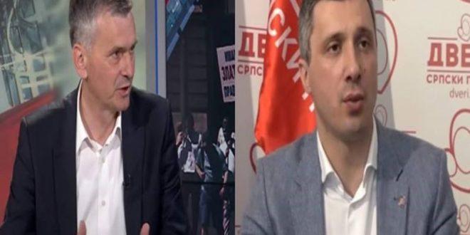 УЈЕДИЊУЈЕ СЕ ПАТРИОТСКА ОПОЗИЦИЈА: Обрадовић и Стаматовић праве коалицију!