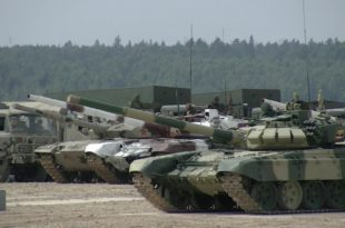 Русија: Србија трећа у првој етапи полуфинала тенковског биатлона (видео)