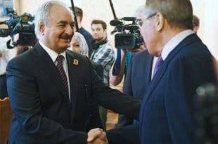 Либијски маршал Калифа Хафтар у Москви затражио војну подршку Русије 8