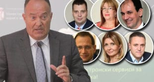 Министар Шарчевић има 11 помоћника и  10 саветника и секретара?! 10