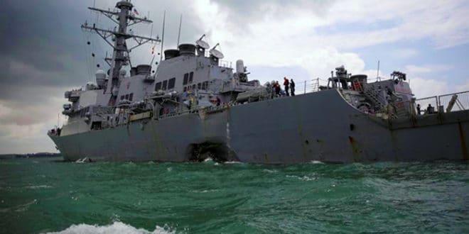 Америчка ратна морнарица обуставила све операције по свету 1