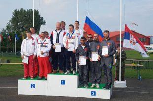 Три европске медаље за српске ракеташе (видео)