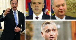Шутановац, Тадић и Чеда иду по директиве код ЕУ Мекалистера