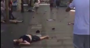 Терористички напад у Барселони: Пуно жртава, десетине рањених ( фото, видео)