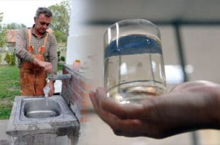 МЕШТАНИ У СТРАХУ А ДИРЕКТОР КАЖЕ: Нове цеви у Болечу обојиле воду