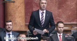 ,,Ви ћете због уласка Србије у ЕУ да продате рођеног оца и мајку!'' (видео) 4
