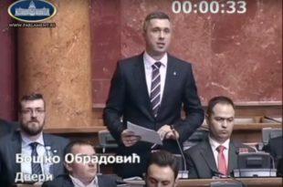 ,,Ви ћете због уласка Србије у ЕУ да продате рођеног оца и мајку!'' (видео) 10