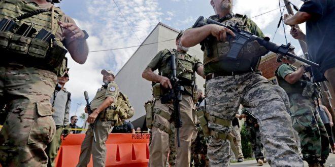Лов америчких либерала на Трампа провоцира грађански рат у САД