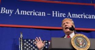 Трамп најавио укидање зоне слободне трговине са Мексиком и Канадом