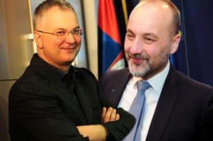 ЕУ МАРИОНЕТЕ! Јанковић и Шутановац на састанку са Мекалистером 9