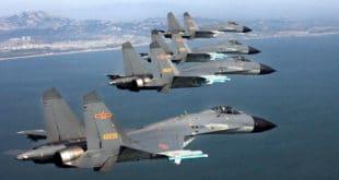 Кинеска војна авијација извела вежбе око Тајвана