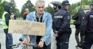 Радници уништених фирми из Ниша сутра у БГ, траже плате 4
