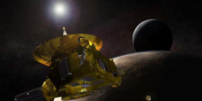 """Сонда """"Нови хоризонти"""" се приближава леденом делу Сунчевог система"""