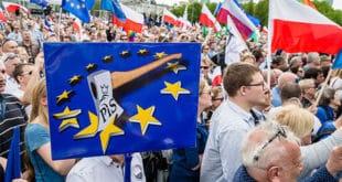 ЕУ Паганија казнила Пољску – мора да плаћа милион евра дневно