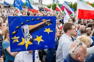 """Пољска: """"Рецимо 'не' евру и европским ценама"""" 5"""