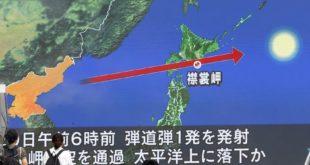 Ракетна узбуна у Јапану (видео) 7