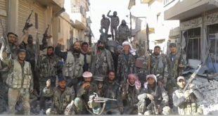 Кључни сиријски град ослобођен од терориста, отварајући пут ка Деир ез Зору (видео)