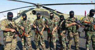 Сиријска војска разбила терористе у долини Еуфрата 8