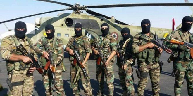 Сиријска војска разбила терористе у долини Еуфрата 1