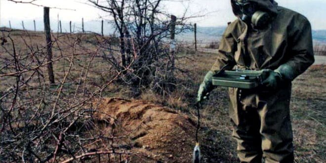 НАТО уранијум још убија Шумадинце