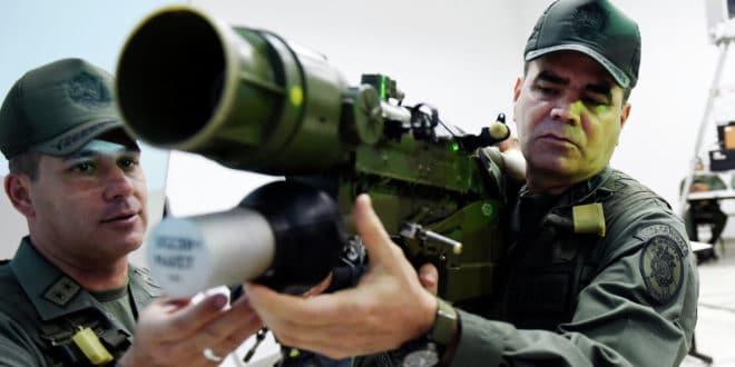 Венецуелa: Одржава се велика војна вежба, учествује око 900.000 војника, резервиста и наоружаних цивила 1