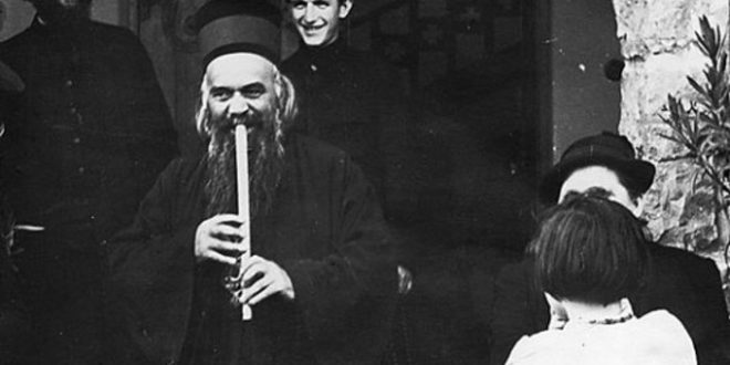 Свети Николај Жички о три авети европске цивилизације