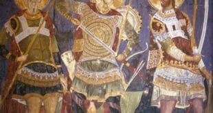 Време мача и части – средњовековна српска војска