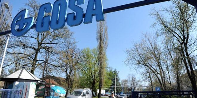 Имовина фабрике Гоша оглашена на продају