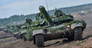 """""""Запад-2017"""": пешадија, тенкови, авијација, морнарица (видео)"""