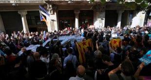 Почиње заоштравање: Шпанска полиција похапсила 12 функционера владе Каталоније