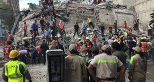 Мексико: Зграде срушене, више од 200 мртвих у разорном земљотресу (видео)