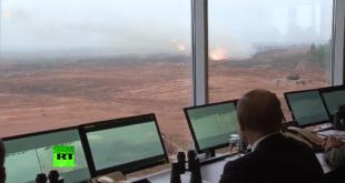 """Путин у инспекцији стратешких вежби """"Запад-2017"""" (видео)"""