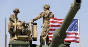 Амерички тенкови и хаубице у Гдањску као одговор на руске војне вежбе